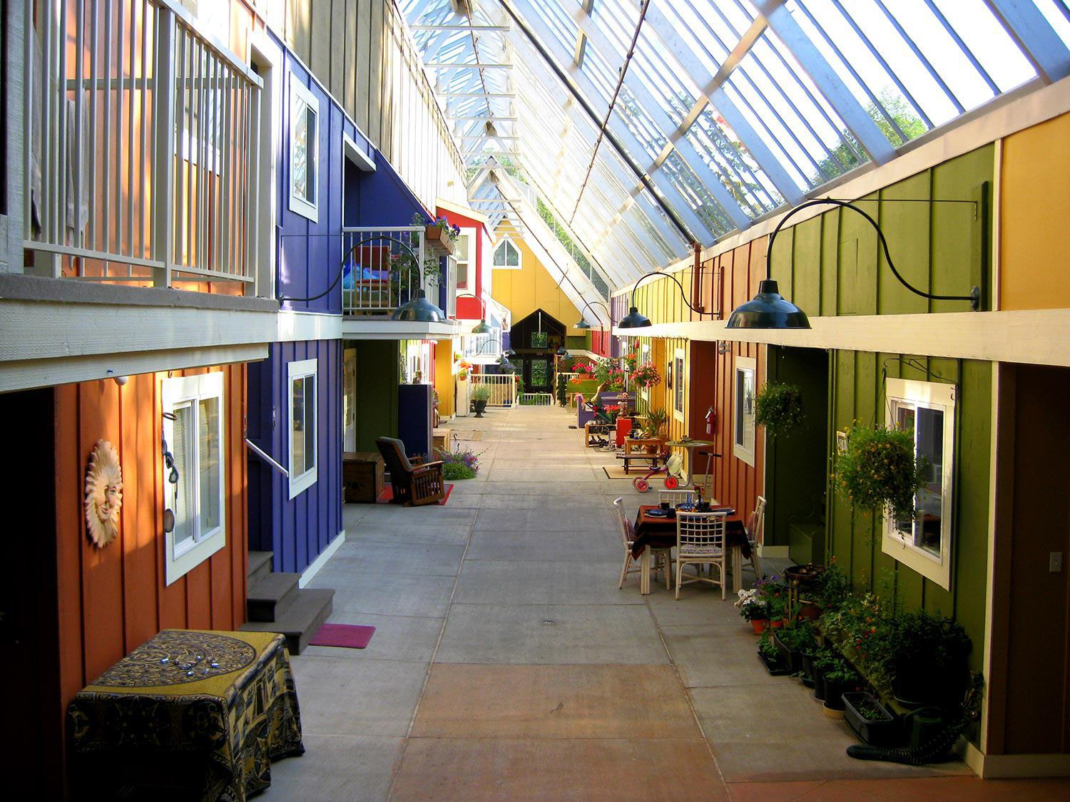 Cooperative housing in Denmark