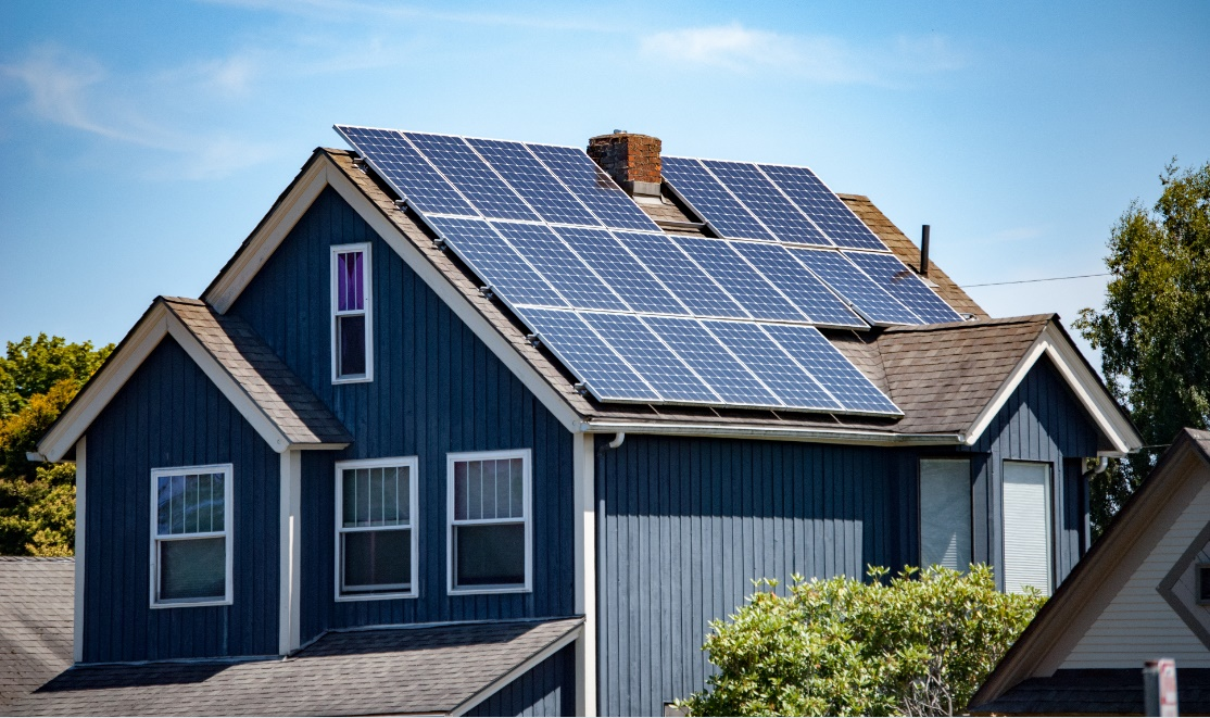 solar cells for homes